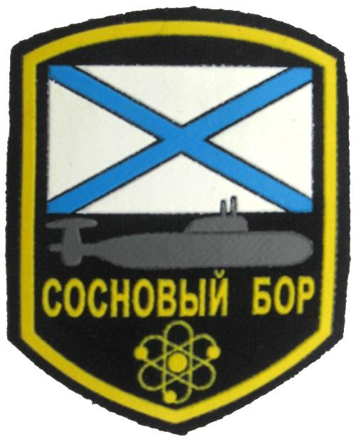 Victor lll class submarine Sosnovy Bor (Pine Forest)
