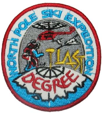 North Pole Ski Expedition - Last Degree